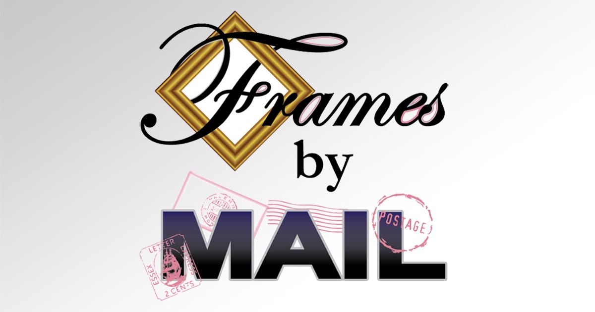 Picture Frames - Custom Made - Personalized | FramesByMail.com
