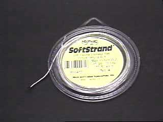 Picture Framing supplies  Sku: 4-15FT  #4 Picture Wire Medium Weight 15ft