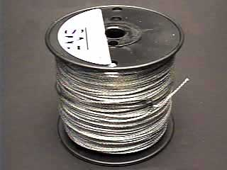 Picture Framing supplies  Sku: 4-WIRE  #4 Picture Wire Medium Weight 902 Ft