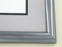 metal Custom Picture Frame Sku: 87-20  Gun Metal