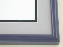 Custom Picture Frame Sku: 89-205  Regal Onyx