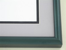 metal Custom Picture Frame Sku: 89-304  Rain Forest