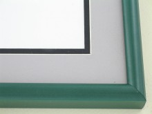 metal Custom Picture Frame Sku: 89-315  Emerald Mist