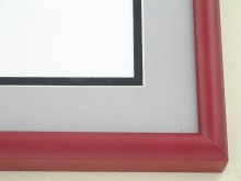 metal Custom Picture Frame Sku: 89-316  Paprika
