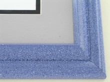 metal Custom Picture Frame Sku: 96-214  Blue Lazurite