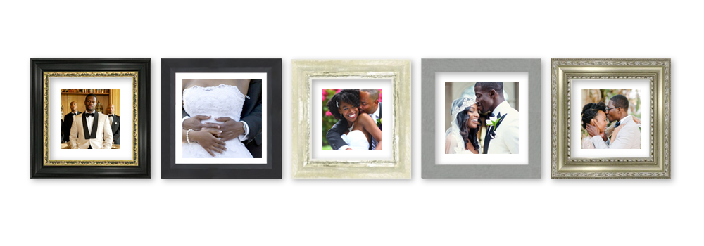 5 Frames That Make Amazing Wedding Picture Frames