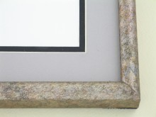 metal Custom Picture Frame Sku: M3-508  Cinnabar
