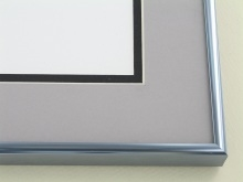 Custom Picture Frame Sku: N11-11  Pewter