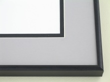 metal Custom Picture Frame Sku: N11-156  Florentine Black