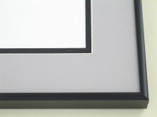 metal Custom Picture Frame Sku: N11-50  Black