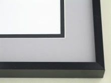 metal Custom Picture Frame Sku: N93-20  Anodic Black